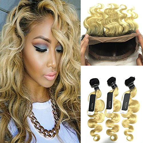 BQ HAIR Pre Plucked Brazilian Extensions product image