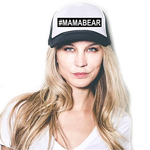 f3ef1c5f735 Amazon.com  The  MAMABEAR Trucker Hat