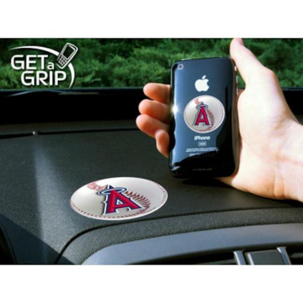 MLB Los Angeles Angels of Anaheim no-slipセル電話グリップ B004220UDE