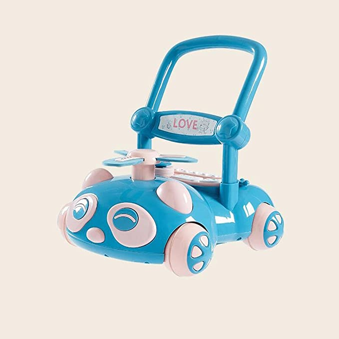 Andador Antolín Rollover Trolley Con Caja De Música, Baby Walker ...