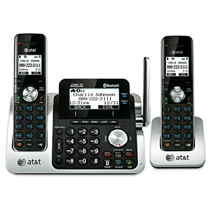 amazon com at t tl96271 dect 6 0 2 handset link to cell landline rh amazon com Instruction Manual Book Instruction Manual Example
