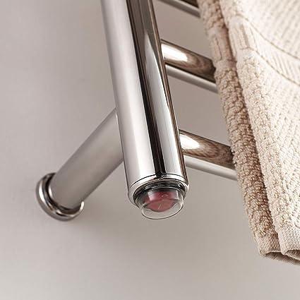 Estante de ba/ño de Acero Inoxidable 304 Radiador de ba/ño Toallero de Cocina Toallero Colgante GLMOY Toallero Calefactor