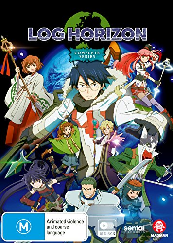 Best log horizon dvd complete