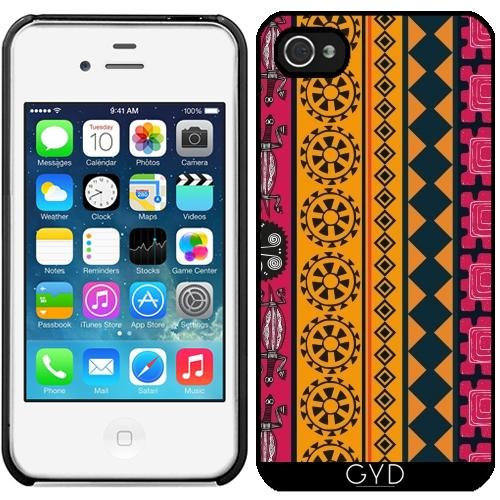 Coque pour Iphone 4/4S - Afrique by wamdesign