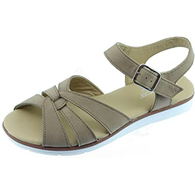 Chaussures Très Sandale Pied Souple Tudor Légère Confort Aerobics Nu QBhCsrdxt
