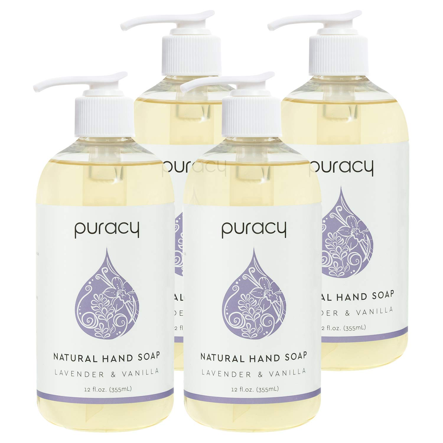 Puracy Nature Liquid Hand Soap