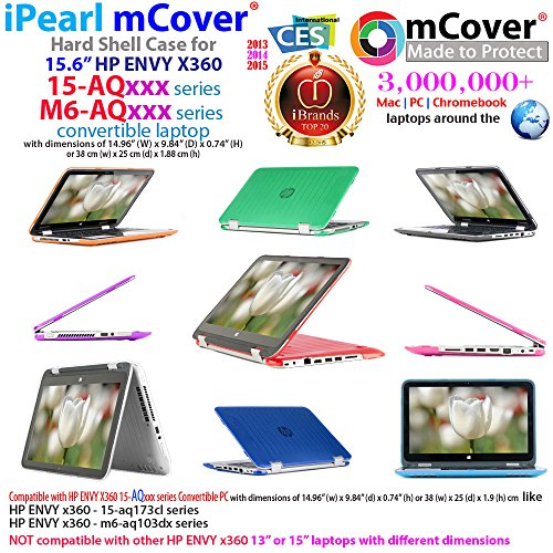 ipearl mcover hard shell case
