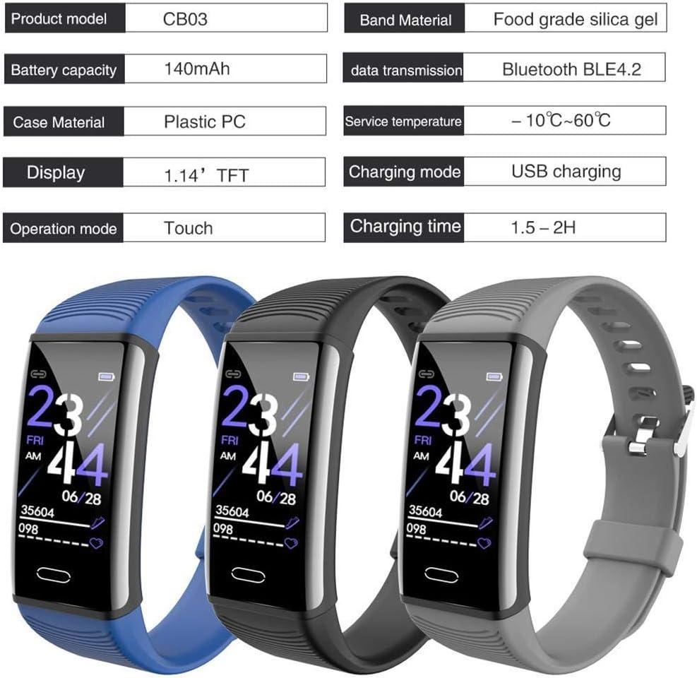 Smartband impermeable Caeasar (3 colores) por 21€ con el #código: HOCOKOJ8