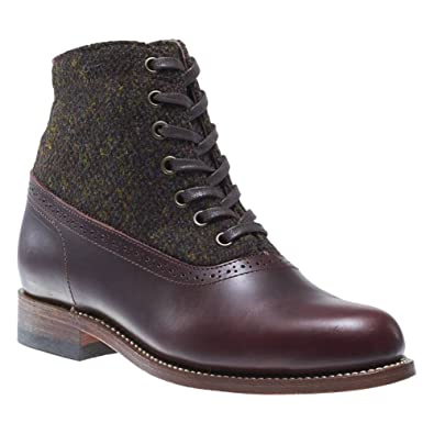 Wolverine Women's Marcelle Brown Multi Leather Boot