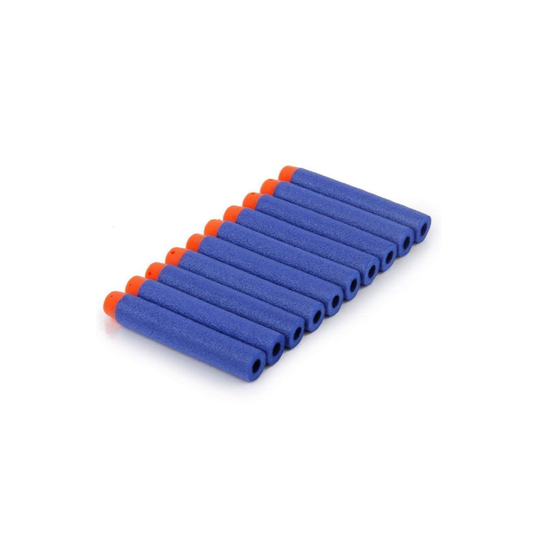 Darts f/ür N-Strike Elite Series Blau JYPJH 200er Darts Pfeile f/ür Nerf Zubeh/ör 7,2 cm Refill Darts Foam Pfeile