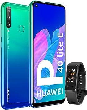 Oferta amazon: HUAWEI P40 Lite E - Smartphone con Pantalla FullView de 6,39