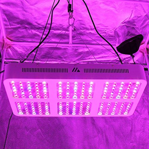 Cannabis Grow Supplies Morsen Led Grow Light 1800w Full