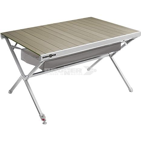 Brunner – Mesa plegable Titanium 4 NG2 Brunner Varios colores Camper Caravan Camping – 0406081 N