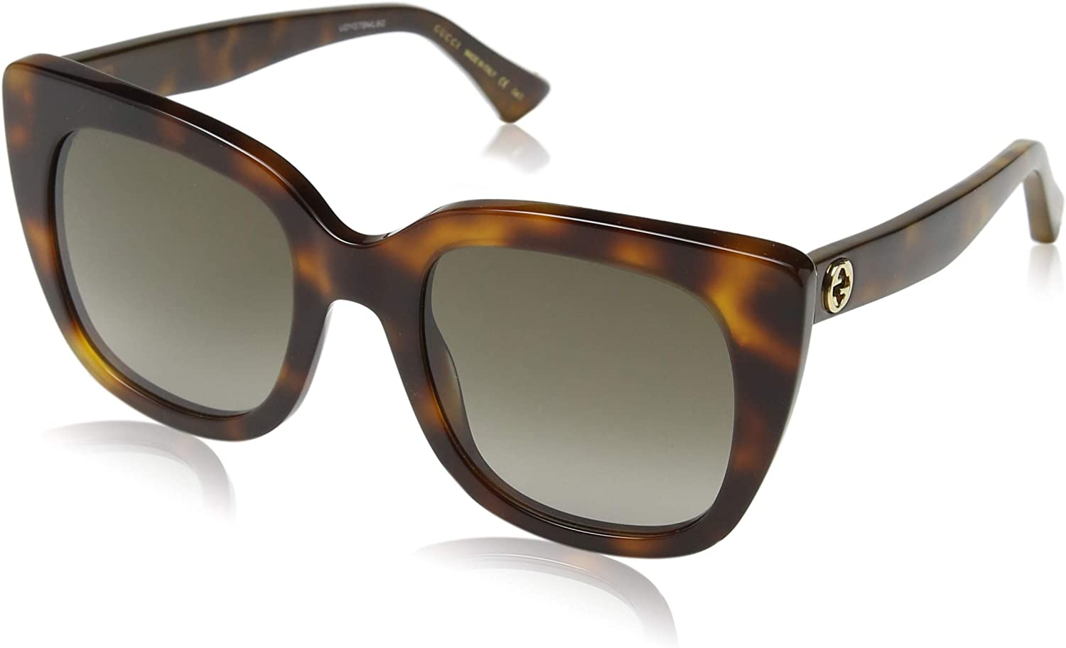 Gucci GG0163S Oversize...