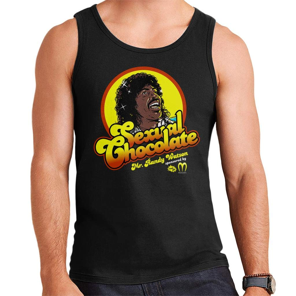 Sexual Chocolate Mr Randy Watson Coming to America Men's Vest