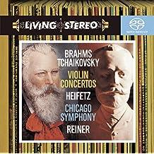 Brahms; Tchaikovsky: Violin Concertos