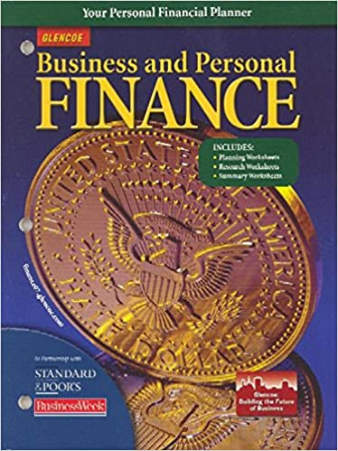 Business and Personal Finance: Your Personal Financial Planner ...
