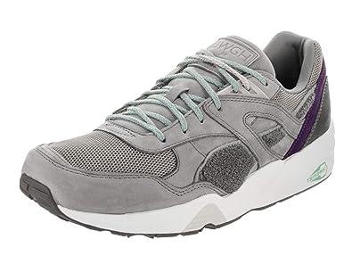 e698d392546e PUMA Sport Fashion Men s R698 X Bwgh Frost Gray Sneaker 11 D ...