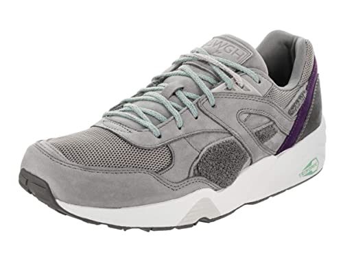 finest selection 71607 71651 Puma R698 X Bwgh Suede Sneakers: Amazon.co.uk: Shoes & Bags