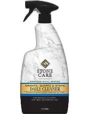 Stone Care International Granite Cleaner - 32 Fluid Ounces Granite Marble Quartz Tile Travertine Limestone Slate Clean