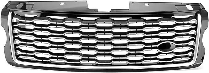 F/ácil de Instalar 2pcs Delanteras LAVAFAROS Jet Boquillas for Land Rover Range Rover Sport L320 2010-2013 Materiales de Calidad Color : Black