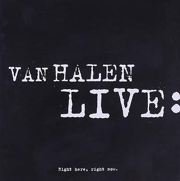 fce14601f80 Van Halen - Live  Right Here Right Now - Amazon.com Music