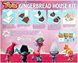 Trolls Gingerbread House Kit