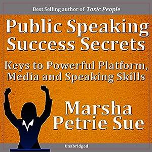 Public Speaking Success Secrets Speech