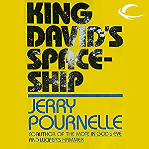 King David's Spaceship Audiobook