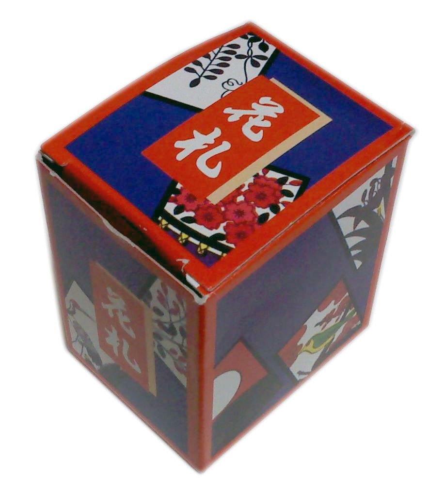 Hnafuda Flower Cards (Japanese Hanafuda Playing Cards Game)