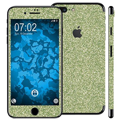 1 x Apple iPhone 7 / 8 Pellicola Protettiva brillantinate verde - PhoneNatic Pellicole Protettive