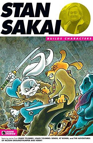 Stan Sakai Builds Characters Sampler #4 (Dark Horse Builds Characters)