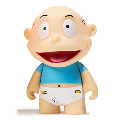 Amazoncom Kidrobot Nickelodeon 90s Vinyl Mini Figure Tommy