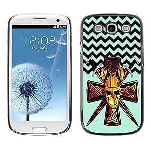 Dragon Case - FOR Samsung Galaxy S3 - Wait you to love me - Caja protectora de pl??stico duro de la cubierta Dise?¡Ào Slim Fit