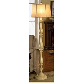 Art Lámparas de pie Lámpara de pie Salón Sofá Simple Lámpara ...