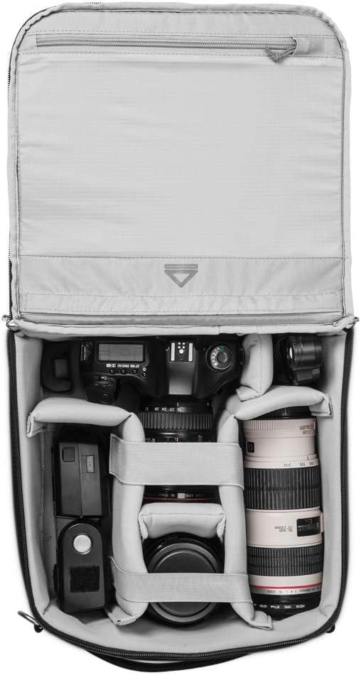 Pacsafe Camsafe Anti-Theft Protective Camera Insert Large Black