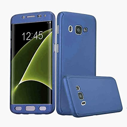 best service 102e4 920b0 CEDO® 360 Degree Full Body Protection Front & Back Case Cover (iPaky Style)  with Tempered Glass for Samsung Galaxy J7(6) 2016 / J7-6 (2016) J710 ...