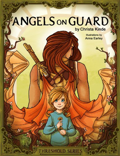 Angels on Guard (Threshold Series) by [Kinde, Christa J.]