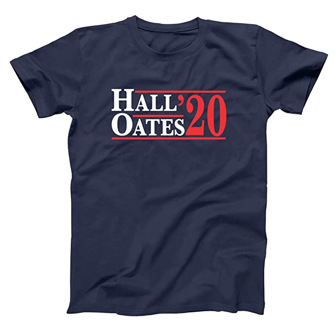Hall And Oates Tour 2020.Hall And Oats Election 2020 Funny 80s Rock Band Tour Mens Shirt