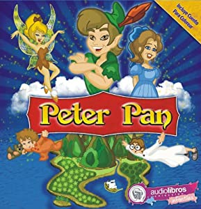Peter Pan Hörbuch
