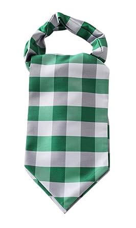 Enlision - Alambre de corbata tejido jacquard de ceremonia nupcial ...