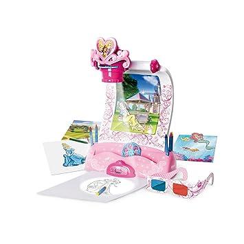 Disney Princesas Proyector 3D (Famosa 700009496)