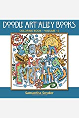 A Season for Everything: Coloring Book (Doodle Art Alley Books) (Volume 10) Paperback