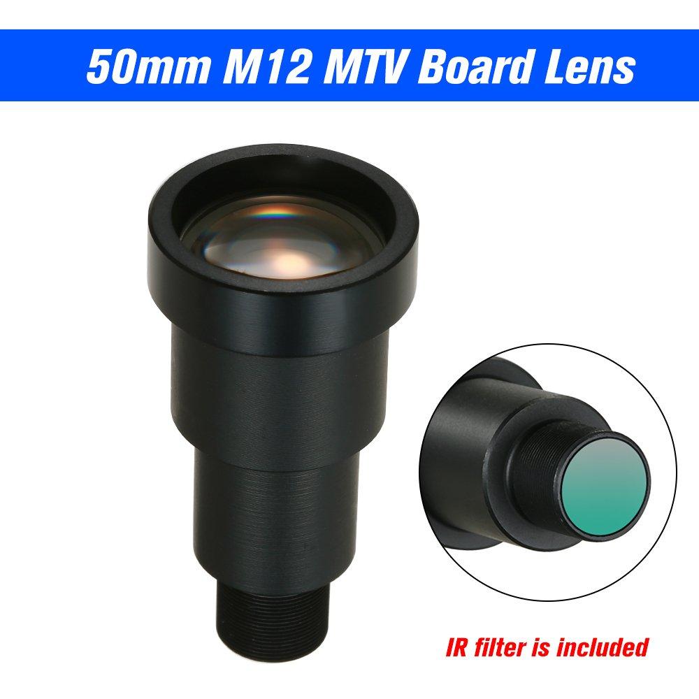 "CCTV Lens M12 35 mm 1//3 /"" MTV Board IR Objektiv für Sicherheit CCTV Videokameras"