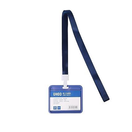 Soporte para tarjetas identificativas con correa de cordón ...