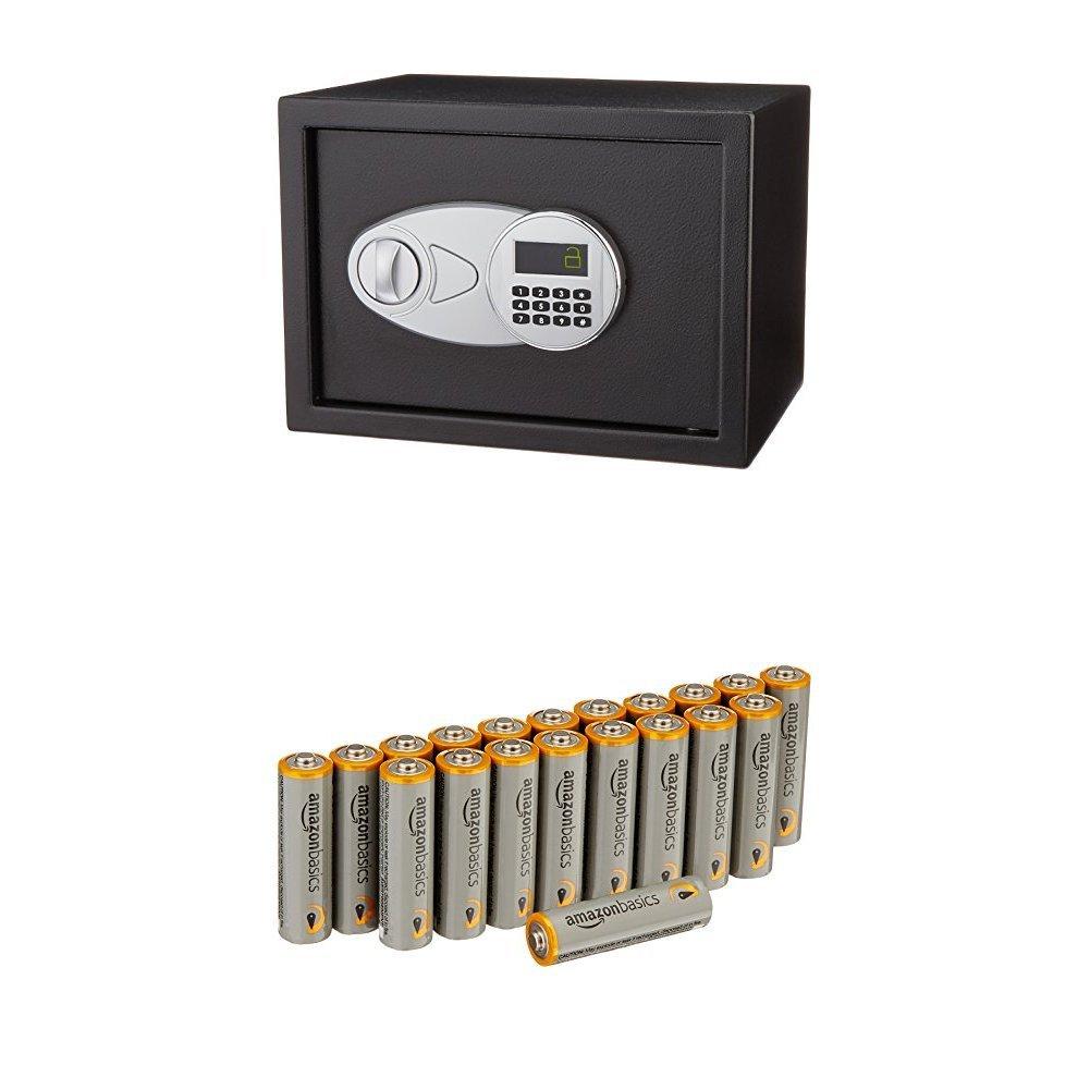 Pacco da 20 Cassaforte da 20 L Pile Stilo AA Basics