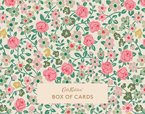 Cath Kidston Hedge Rose Boxed Notecards: 16 notecards and matching envelopes