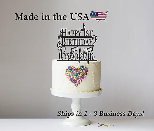 Decoración para tartas de cumpleaños con base de recuerdo ...