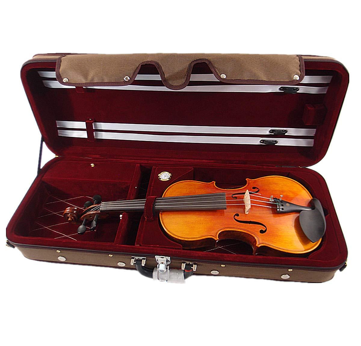 New Color Enhanced Foamed Viola Case/Adjustable Fit 15