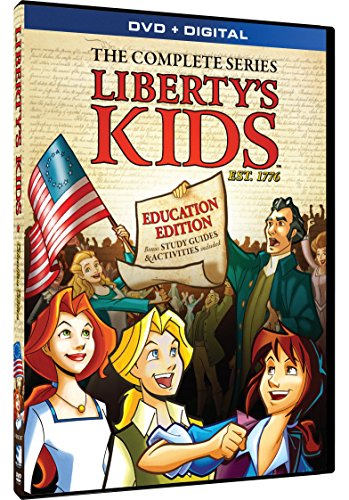 Liberty's Kids - The Complete Series - Education - Liberty 9 Kids